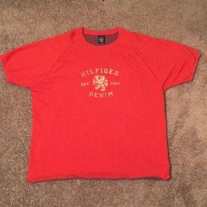 Tommy Jeans Short Sleeve Sweatshirt